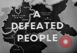 Image of German civilians Germany, 1946, second 54 stock footage video 65675042617