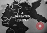 Image of German civilians Germany, 1946, second 55 stock footage video 65675042617