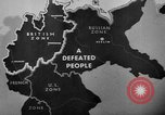 Image of German civilians Germany, 1946, second 56 stock footage video 65675042617
