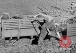 Image of coal mining Germany, 1946, second 51 stock footage video 65675042618