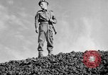 Image of coal mining Germany, 1946, second 52 stock footage video 65675042618