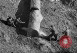 Image of coal mining Germany, 1946, second 61 stock footage video 65675042618
