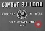 Image of Operation Pluto European Theater, 1945, second 9 stock footage video 65675042622