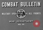 Image of Operation Pluto European Theater, 1945, second 10 stock footage video 65675042622