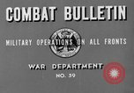 Image of Operation Pluto European Theater, 1945, second 11 stock footage video 65675042622