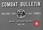 Image of Operation Pluto European Theater, 1945, second 13 stock footage video 65675042622
