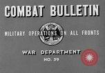 Image of Operation Pluto European Theater, 1945, second 14 stock footage video 65675042622