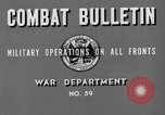 Image of Operation Pluto European Theater, 1945, second 17 stock footage video 65675042622