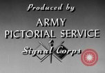Image of Operation Pluto European Theater, 1945, second 21 stock footage video 65675042622