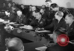 Image of Marshal Georgy Zhukov Berlin Germany, 1946, second 41 stock footage video 65675042633