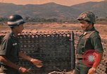 Image of South Vietnamese Regional Forces Vietnam, 1970, second 46 stock footage video 65675042676