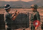 Image of South Vietnamese Regional Forces Vietnam, 1970, second 51 stock footage video 65675042676