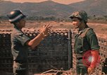 Image of South Vietnamese Regional Forces Vietnam, 1970, second 54 stock footage video 65675042676