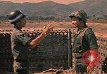 Image of South Vietnamese Regional Forces Vietnam, 1970, second 55 stock footage video 65675042676