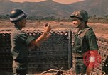 Image of South Vietnamese Regional Forces Vietnam, 1970, second 56 stock footage video 65675042676
