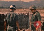 Image of South Vietnamese Regional Forces Vietnam, 1970, second 60 stock footage video 65675042676
