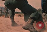 Image of hand to hand combat Vietnam, 1970, second 29 stock footage video 65675042677