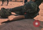 Image of hand to hand combat Vietnam, 1970, second 46 stock footage video 65675042677