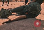 Image of hand to hand combat Vietnam, 1970, second 48 stock footage video 65675042677
