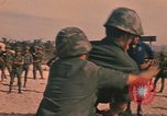 Image of hand to hand combat Vietnam, 1970, second 50 stock footage video 65675042677