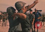 Image of hand to hand combat Vietnam, 1970, second 51 stock footage video 65675042677