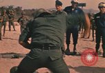 Image of hand to hand combat Vietnam, 1970, second 53 stock footage video 65675042677