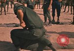 Image of hand to hand combat Vietnam, 1970, second 55 stock footage video 65675042677