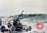 Image of 37 mm automatic air defense gun Vietnam, 1968, second 5 stock footage video 65675042706