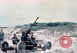 Image of 37 mm automatic air defense gun Vietnam, 1968, second 6 stock footage video 65675042706