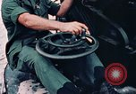 Image of 37 mm automatic air defense gun Vietnam, 1968, second 13 stock footage video 65675042706
