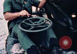 Image of 37 mm automatic air defense gun Vietnam, 1968, second 15 stock footage video 65675042706