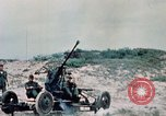 Image of 37 mm automatic air defense gun Vietnam, 1968, second 19 stock footage video 65675042706