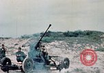 Image of 37 mm automatic air defense gun Vietnam, 1968, second 21 stock footage video 65675042706