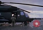 Image of United States HH-53 helicopter rescue operations Vietnam, 1970, second 5 stock footage video 65675042714