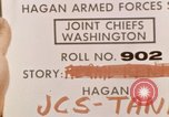 Image of military officers Virginia United States USA, 1967, second 3 stock footage video 65675042722