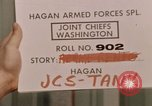 Image of military officers Virginia United States USA, 1967, second 5 stock footage video 65675042722