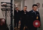 Image of military officers Virginia United States USA, 1967, second 33 stock footage video 65675042722