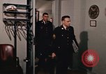 Image of military officers Virginia United States USA, 1967, second 54 stock footage video 65675042722