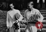 Image of Vinnie Richards Forest Hills New York USA, 1930, second 12 stock footage video 65675042728