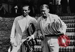 Image of Vinnie Richards Forest Hills New York USA, 1930, second 13 stock footage video 65675042728