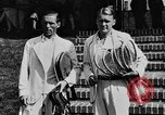 Image of Vinnie Richards Forest Hills New York USA, 1930, second 14 stock footage video 65675042728