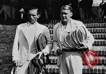 Image of Vinnie Richards Forest Hills New York USA, 1930, second 15 stock footage video 65675042728
