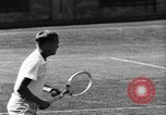 Image of Vinnie Richards Forest Hills New York USA, 1930, second 35 stock footage video 65675042728