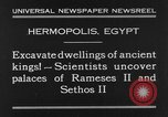 Image of Egyptian workers Hermopolis Egypt, 1930, second 5 stock footage video 65675042733
