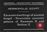 Image of Egyptian workers Hermopolis Egypt, 1930, second 10 stock footage video 65675042733