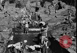 Image of Egyptian workers Hermopolis Egypt, 1930, second 13 stock footage video 65675042733