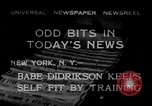 Image of Babe Didrikson New York United States USA, 1933, second 1 stock footage video 65675042741