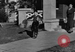 Image of unicycle Los Angeles California USA, 1933, second 14 stock footage video 65675042743