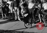 Image of unicycle Los Angeles California USA, 1933, second 31 stock footage video 65675042743