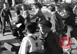 Image of unicycle Los Angeles California USA, 1933, second 43 stock footage video 65675042743